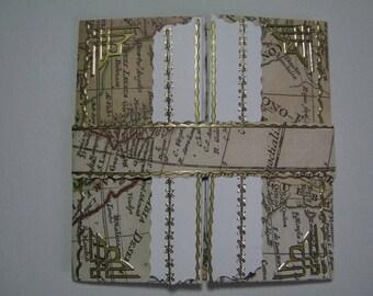 """Card box """"around the world"""""""