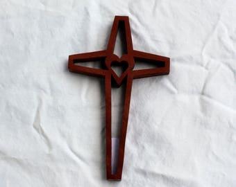 Cross - Heart