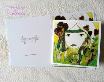 "Art card ""Dragon"""