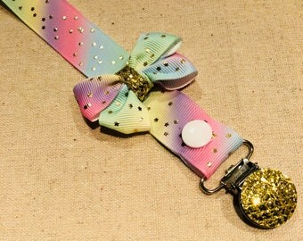 """Pacifier """"collection magical"""" Rainbow"""