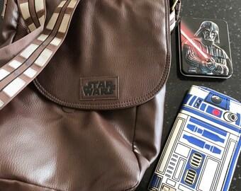 Chewie cross body messenger bag STAR WARS