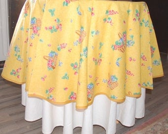 tablecloth round 150cm