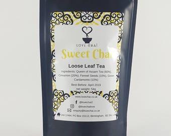 Sweet Chai Loose Leaf Tea
