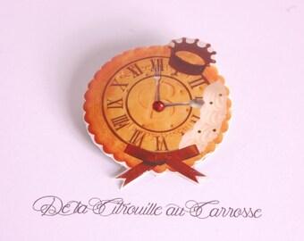 Cookie kawaii brooch