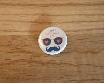 Badge - Valentine's day - 32 mm - button badges