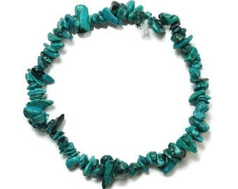 Baroque bracelet African turquoise