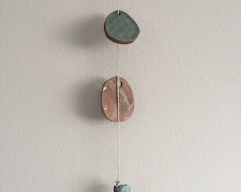 Wall Hanging with Crystal