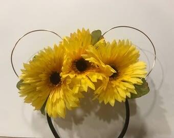 Sunflower Wire Ears