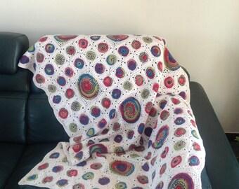 Plaid, Merino Wool blanket.