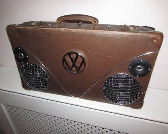 Vw inspired boombox