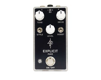 Hiero Effects Explicit Fuzz