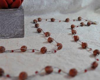 Sweetie Crochet Beaded Necklace
