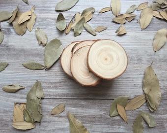 Natural Wood Slices / Natural Round Wood Block / Natural Wood Chip / Natural Wood Branches / Photography Props