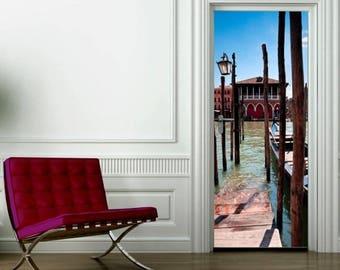 Sticker is Venice 204 x 73 cm. Made in Aix en Provence