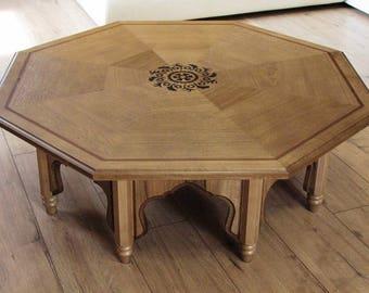 khona - wooden table handmade