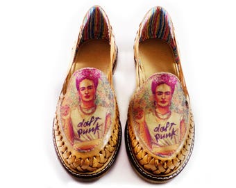 huaraches sandals Frida Kahlo