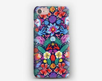 Case for iPhone 4 4s 5 5s 5SE, 5 c, 6, 6 +, 6s, 6, 7, 7 + Libery Turtle Thief