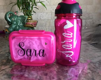 Personalized Lunch Kit for Kids