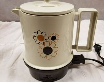 Retro Regal 6 Cup Kettle works perfect