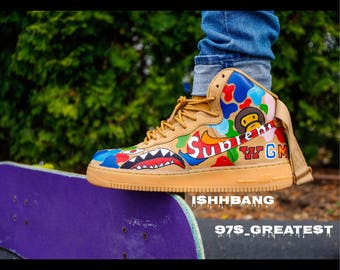 custom air forces