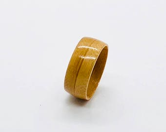 Beautiful Bamboo Wood / Male Rings / Female RIngs