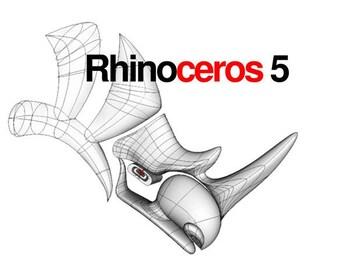 Rhinoceros 5 Rhino 3D Full Commercial Multilanuage