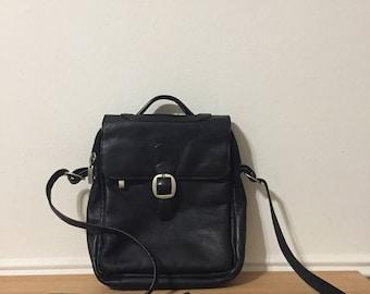 90s wilsons leather adeventure bound handbag