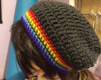 Pride rainbow hat