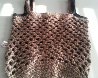 100% Handmade Crochet Net Bag
