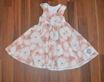 Racerback Dress Size 6-12 Month