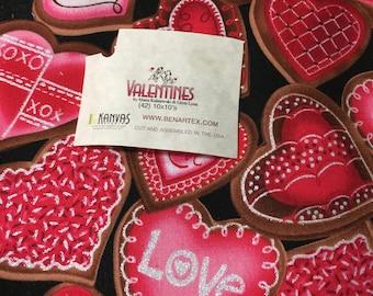 Valentines layer cake