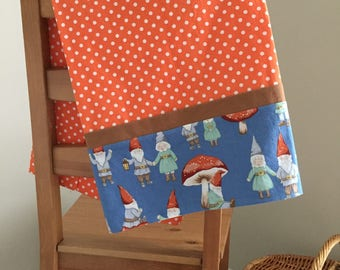 Gnome Sweet Gnome (gnome love pillowcase for your home)