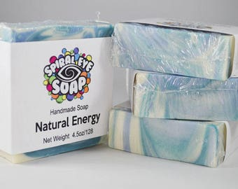 Natural Energy - Handmade Soap