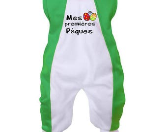Easter baby onesie: my first Easter