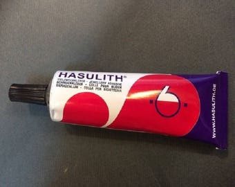 1 tube of glue to jewelry Hasulith 31ml for creations of jewels