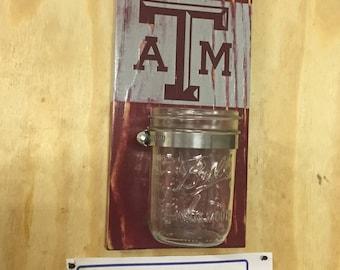 Texas A&M Handmade Bottle Openers
