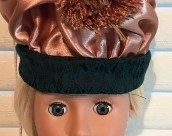 """Hat - costume for a Harry Potter character- 18"""" doll"""