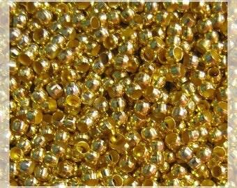 500 crimps Golden
