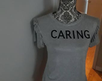 Ladies Caring T-Shirt