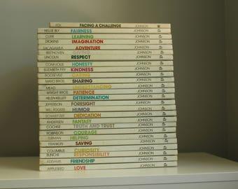 Out of Print; Original Value Tale Series; Children's Books; Vintage