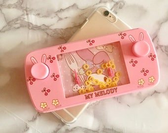 New my melody hard game iPhone case for iPhone 6 6s only sanrio hello kitty
