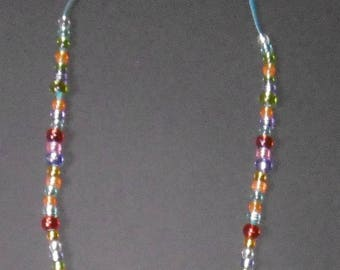 Valentine's day beautiful NECKLACE or multicolor NECKLACE