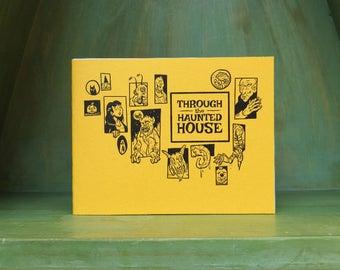 Through the Haunted House Minicomic