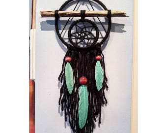 Small Triangle Dreamcatcher