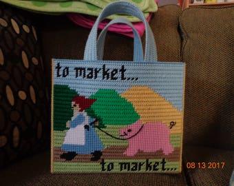 To market to market Bag