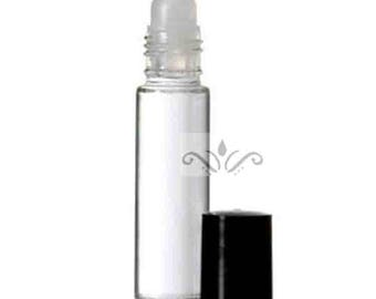 864 Glass Roll On Bottles - 10 ML