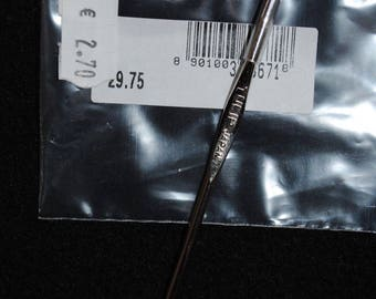 hook metal lace No. 0, 75 mm