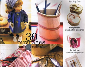 Ideas No. 46 September October 2003 magazine to creative women