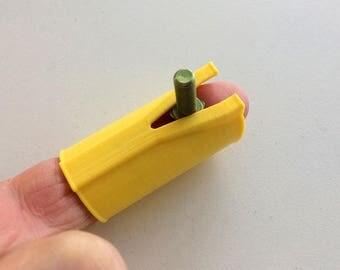 printed plastic nut manipulation tool