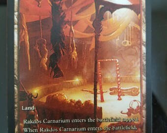Rakdos Carnarium full art